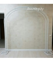 Металлическая разборная арка