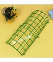Пластмассовый широкий каркас 45х19 см