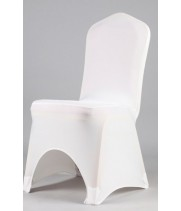 Чехол из спандекса на металлический стул