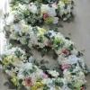 Гирлянды, цветочные композиции