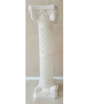 Колонна из утолщенного пластика 104,5см