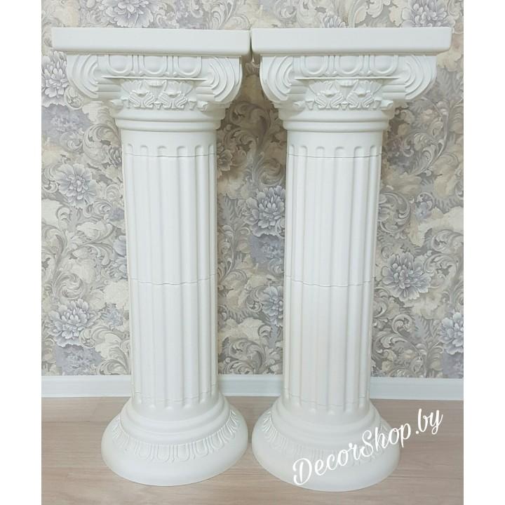 Красивые декоративные колонны хорошего качества купить в Минске по низким ценам