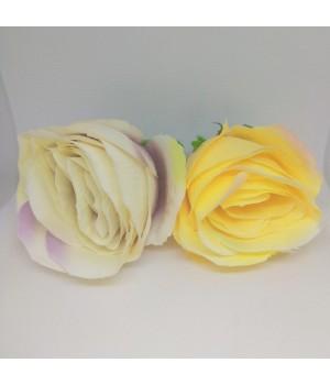 Головы роз 7 см