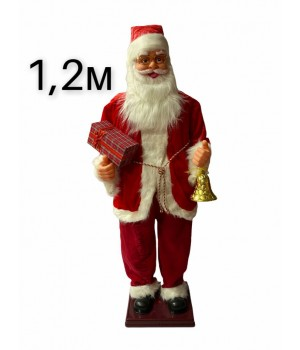 Музыкальный Дед Мороз №10
