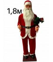 Танцующий Дед Мороз №31