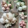 Букет искусственных роз хорошего качетсва