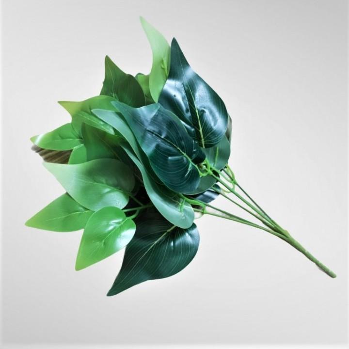 Искусственный букет зелени