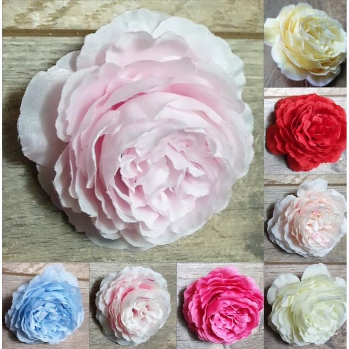 Головы пионовидных роз 7-8 см