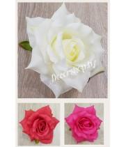 Головы роз 15 см