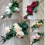 Искусственные ветки роз