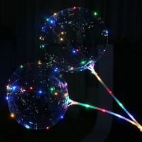 Светящиеся пластиковые шары 45 см