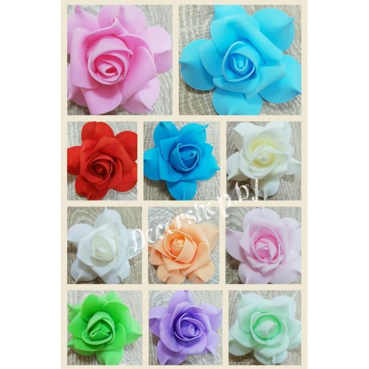 Бутоны роз из вспененного латекса 8см
