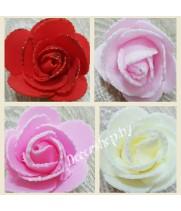 Бутоны роз из вспененного латекса 5см