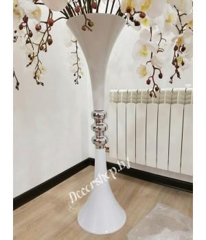 Металлическая ваза 107 см