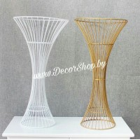 Декоративные металлические стойки